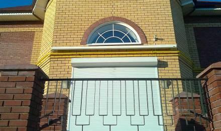 Рольставни на окна и двери, установка, продажа в Нижнем Новгороде.